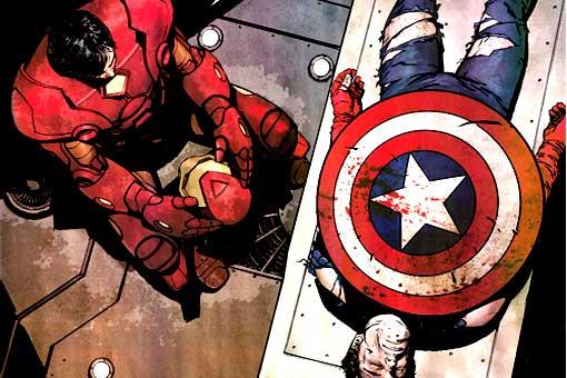 El sacrificio de Capitán América por Iron Man en Vengadores: Endgame