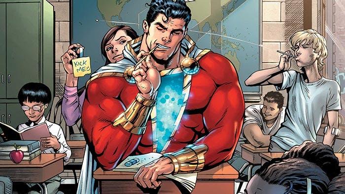 Shazam (DC Comics - Geoff Johns y Dale Eaglesham)