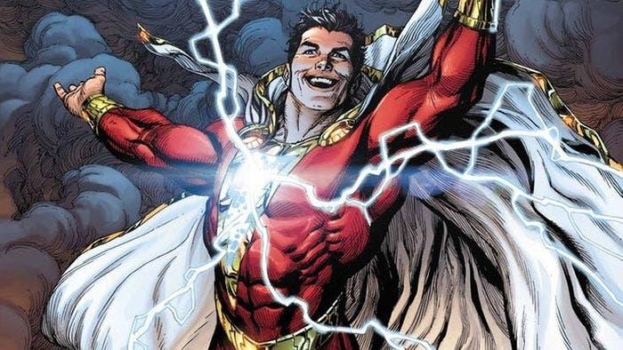 Shazam 1 (DC Comics - Geoff Johns y Dale Eaglesham)