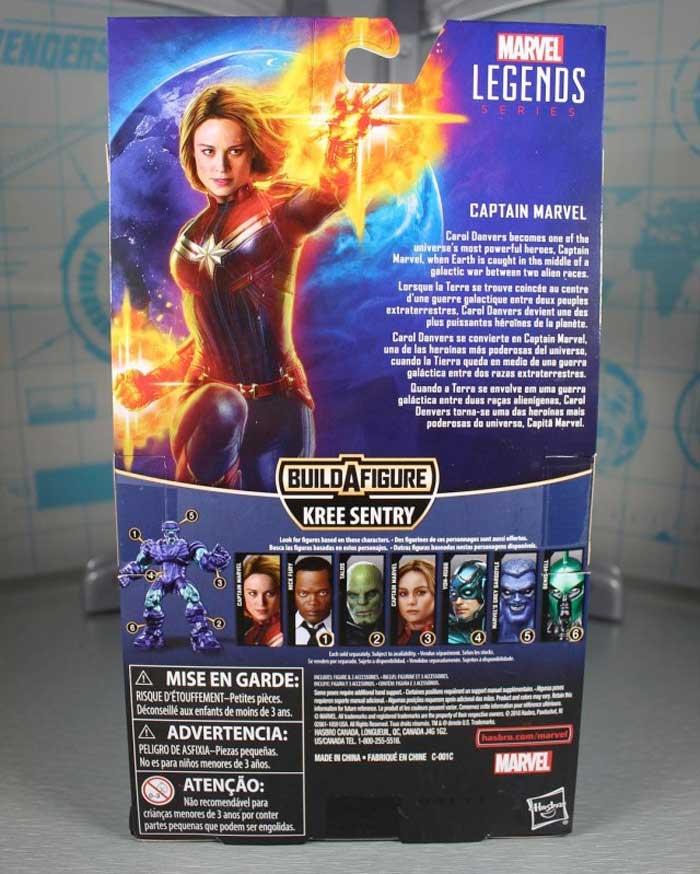 SPOILERS de Capitana Marvel y sus protagonistas