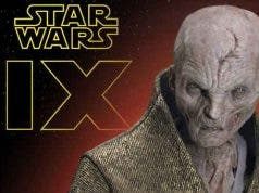 Star Wars 9 podría contar de nuevo con el Líder Supremo Snoke