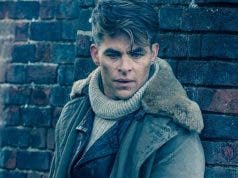 Steve Trevor (Chris Pine) en Wonder Woman 1984