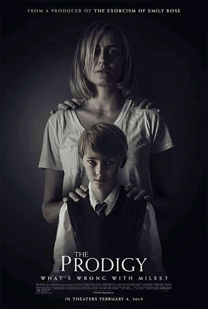 Nuevo póster de The Prodigy, terror en estado puro