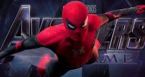 Tom Holland es Spider-Man en Vengadores: Endgame