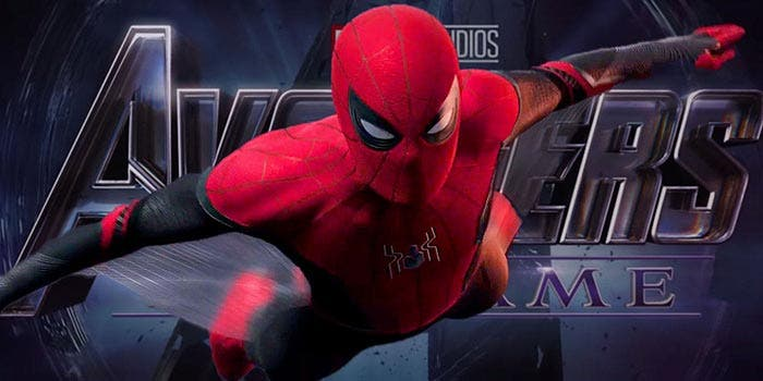 Tom Holland es Spider-Man en Vengadores: Endgame