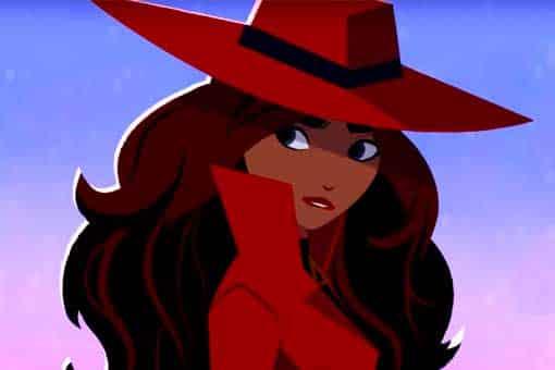 Tráiler de la serie de animación de Carmen Sandiego de Netflix