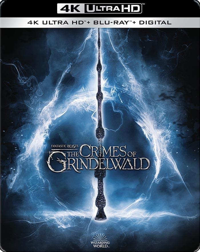Versión extendida de Animales Fantásticos: Los Crímenes de Grindelwald