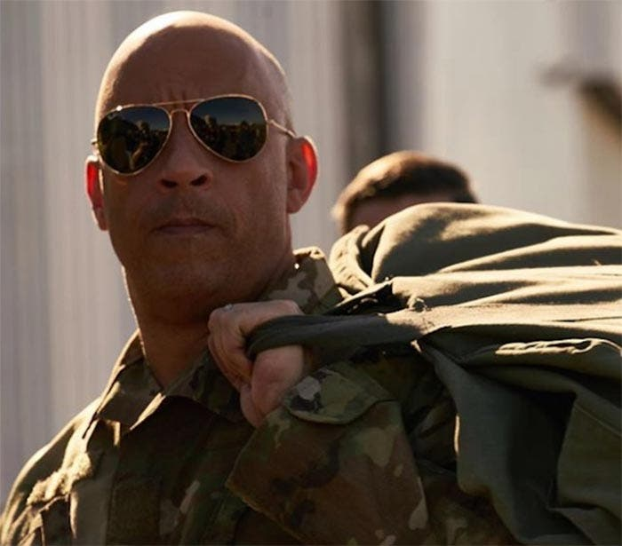 Vin Diesel en Bloodshot (2020)