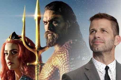 Zack Snyder influyó mucho en la película de Aquaman