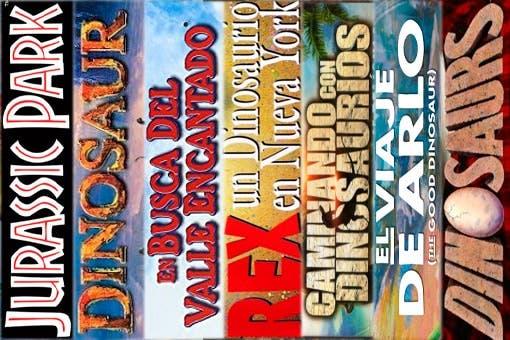 7 Peliculas De Dinosaurios Que Te Haran Rugir De La Emocion Una pelicula muy original, divertida y bastante bien hecha dado el presupuesto. 7 peliculas de dinosaurios que te haran