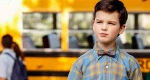 El joven sheldon temporada 1 spin off de The big Bang theory