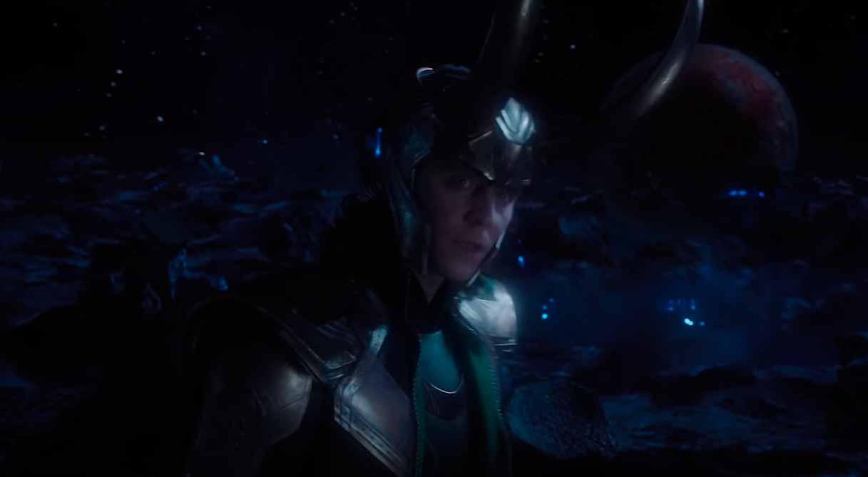 ¿Loki está controlando secretamente a Thanos?