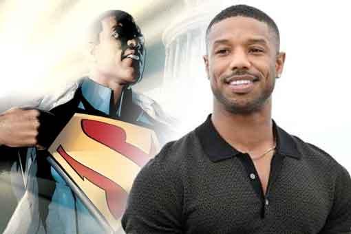 Michael B. Jordan insiste en ser el nuevo Superman