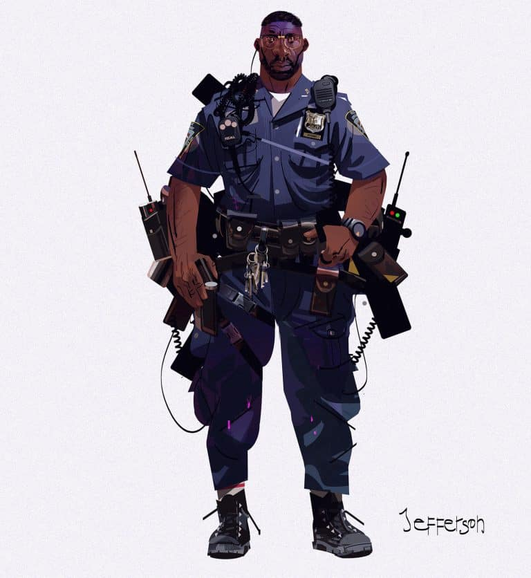 Concept art Jefferson