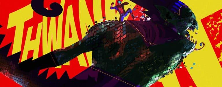 Duende Verde Spider-Man: Un nuevo universo
