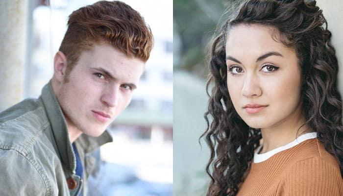 La serie de Stargirl de DC Comics ficha a dos jóvenes actores