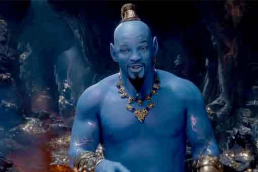 Tráiler de Aladdín: Por fin vemos a Will Smith como el Genio de la lámpara