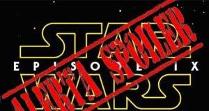 Star Wars 9: Filtran un Concept Art con SPOILERS