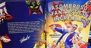 Asombroso, Fantástico, Increíble: Unas memorias maravillosas (Biografía de Stan Lee, creador de Marvel Comics - Planeta Cómic)