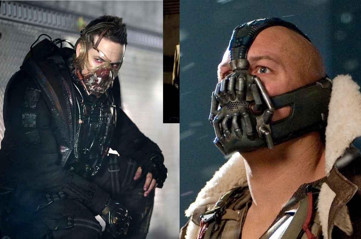 El Bane de Gotham es una copia de El caballero oscuro: La leyenda renace