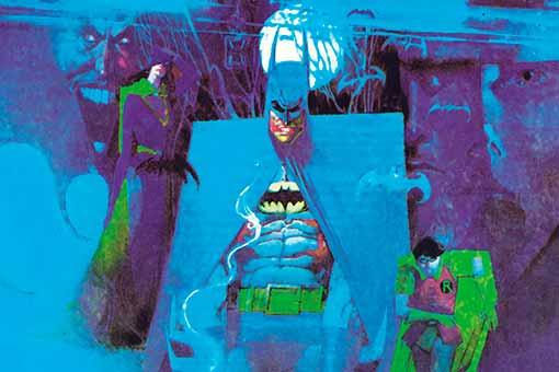 batman y superman DC Comics