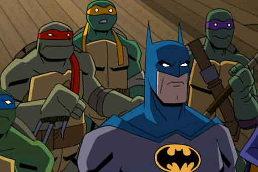 Batman Vs. Teenage Mutant Ninja Turtles el crossover más épico de la historia