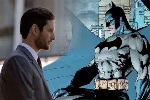 Espectacular Fan Art de Ben Barnes como el nuevo Batman