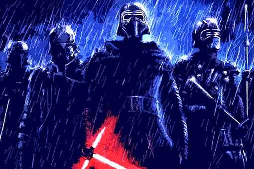 Star Wars 9 explicará donde han estado los Caballeros de Ren