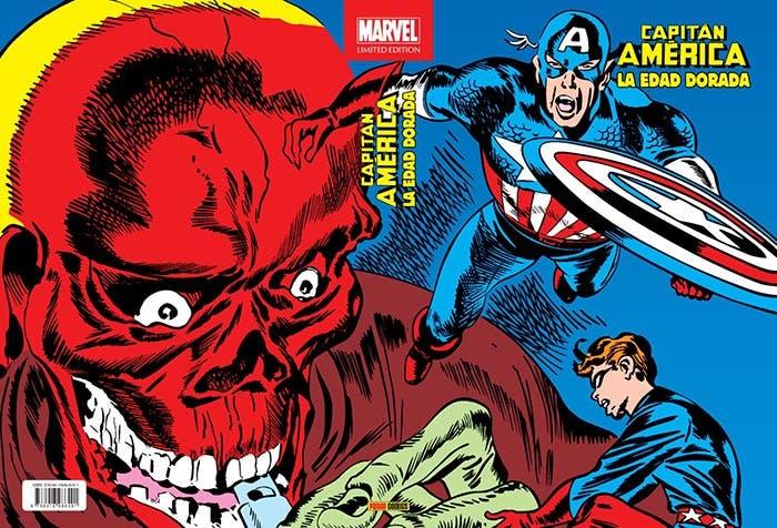 Capitán América: La Edad Dorada (Marvel - Panini Cómics)