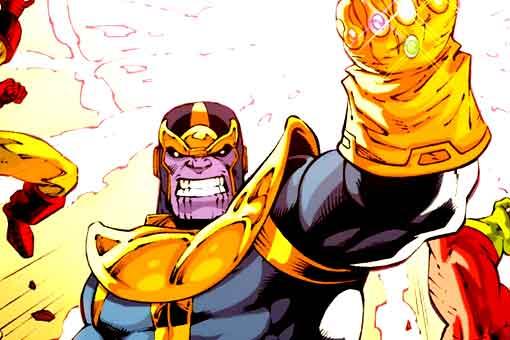 Un nuevo Thanos llega a Marvel