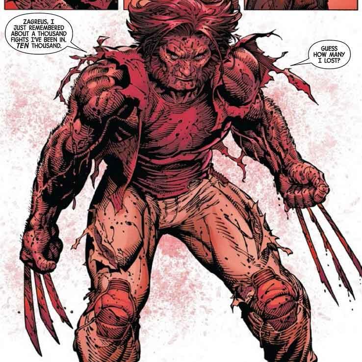 Así es como resucitó Wolverine (Lobezno) en Marvel