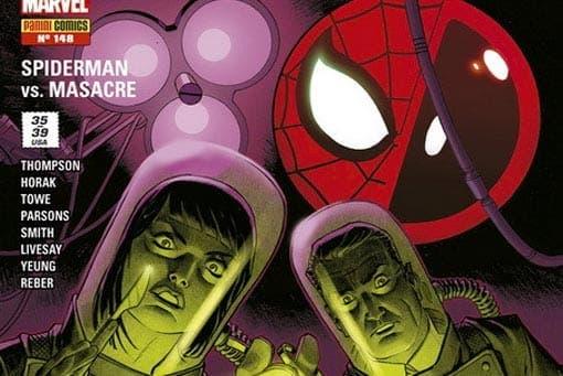 El Asombroso Spiderman 148 (Marvel - Panini Cómics)