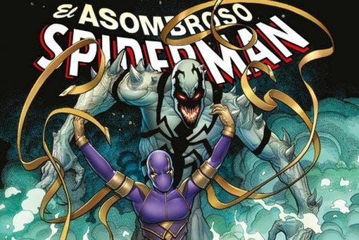 El Asombroso Spiderman: El fantasma de Jean DeWolff (Marvel Saga - Panini Cómics)