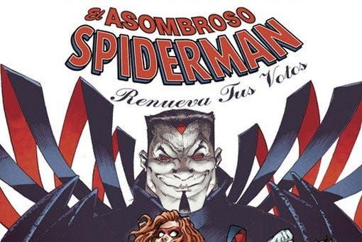 El Asombroso Spiderman: Renueva tus votos - Ciencia rara (Marvel - Panini Cómics)