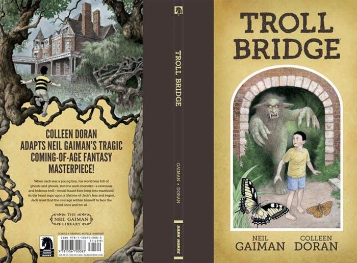 El Puente del Troll (Neil Gaiman y Collen Doran - Planeta Cómic)