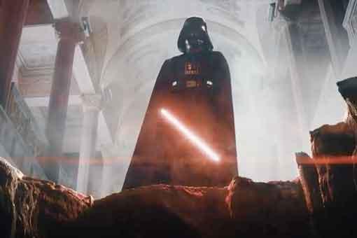 Star Wars: La espectacular escena de Darth Vader que no vimos en cines