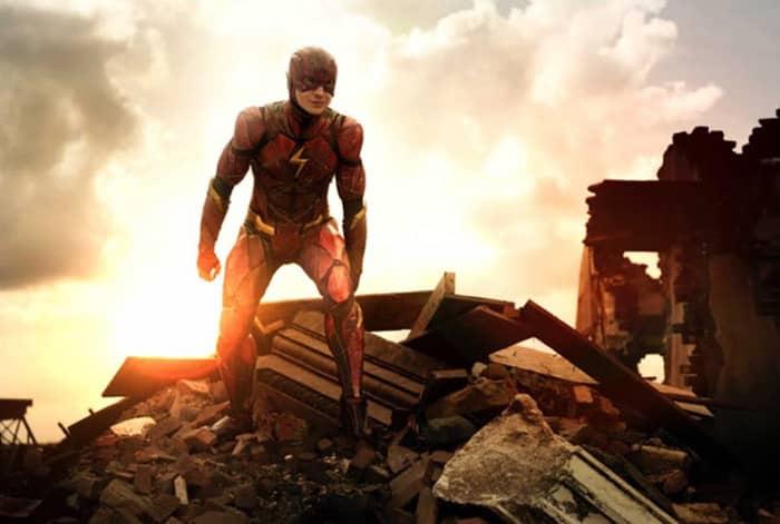 Snyder Cut Flash en la Liga de la Justicia de Zack Snyder (DC Comics)