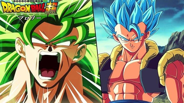 Primera imagen del manga de Dragon Ball Super: Broly