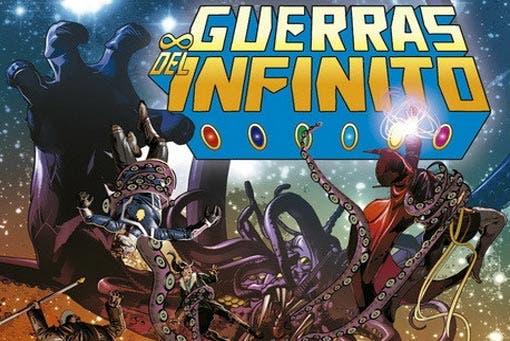Guerras del Infinito 3 (Marvel - Panini Cómics)