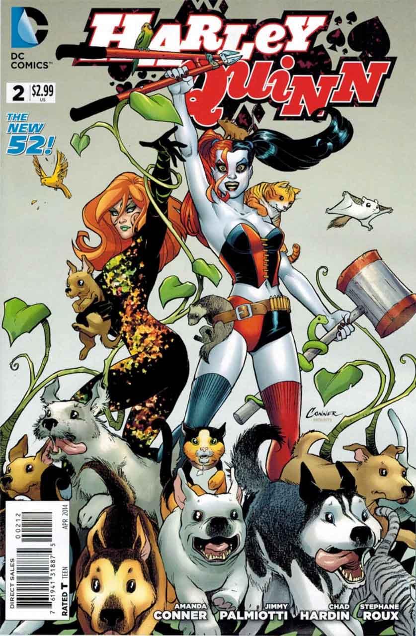Aves de Presa: Filtran imágenes de Harley Quinn como en los cómics