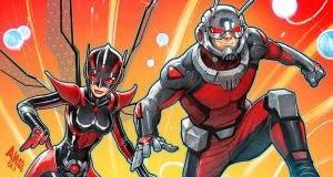 Hombre Hormiga y la Avispa: Aventura en el microverso (Marvel)
