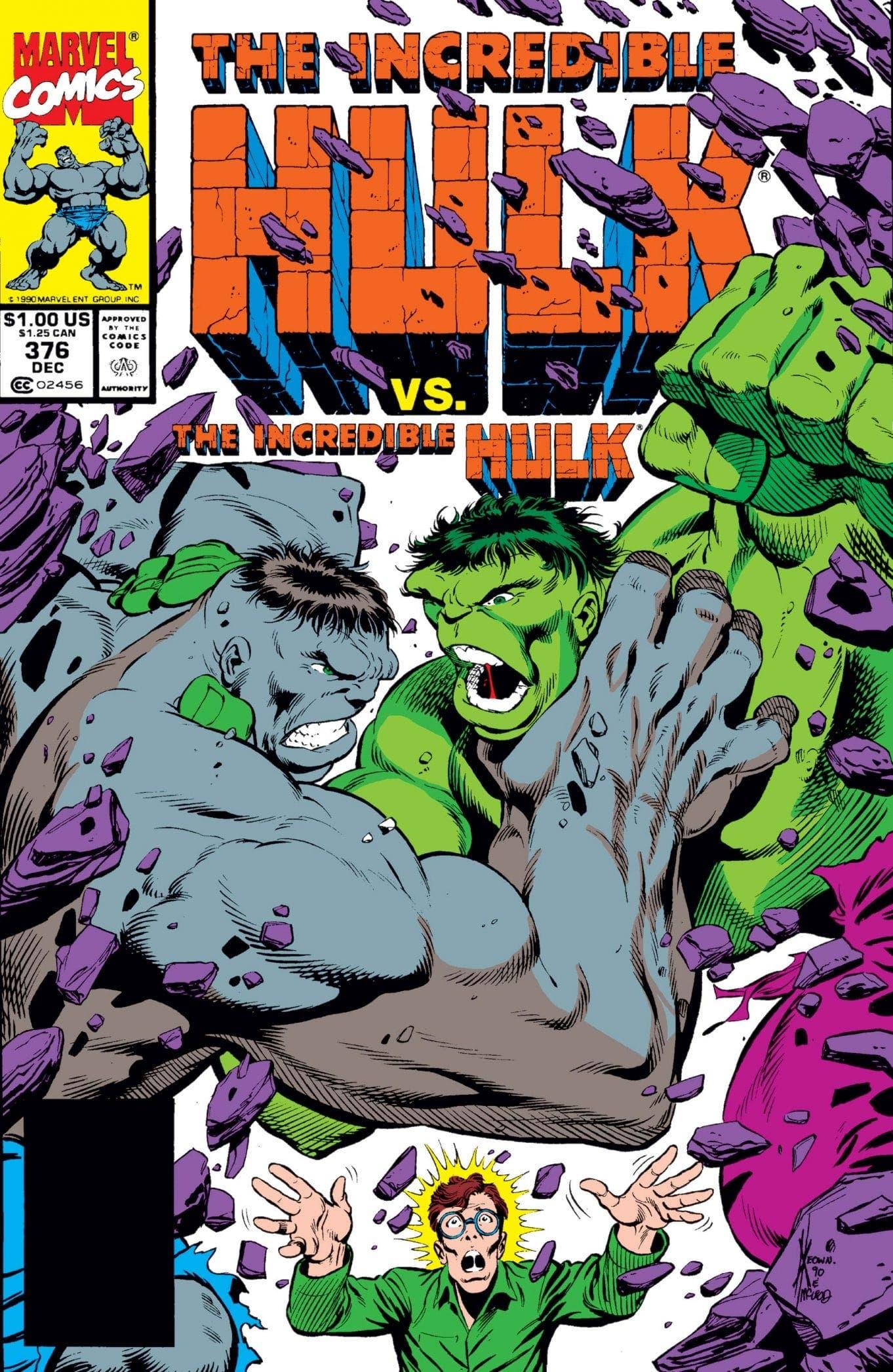 hulk número 376