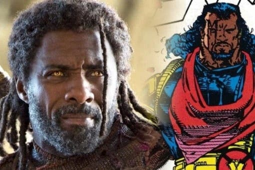 Idris Elba Bishop X-men