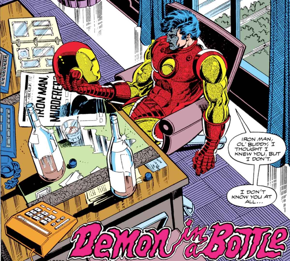 Disney en Iron Man 3 cambió a Tony Stark y a todo Marvel Studios