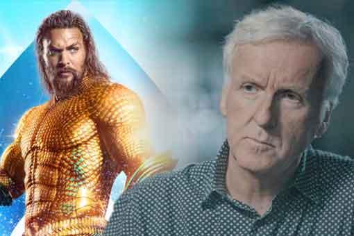 James Cameron critica la película de Aquaman y sus efectos especiales