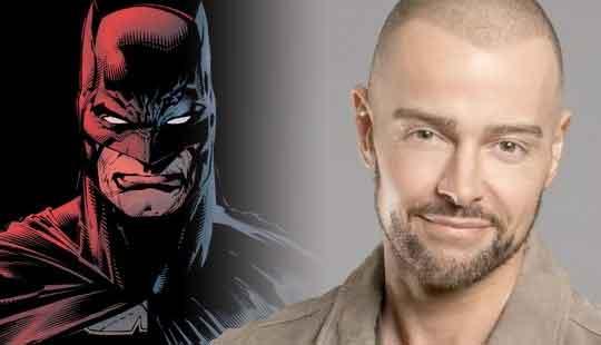 Joey Lawrence hace una intensa campaña para ser el nuevo Batman