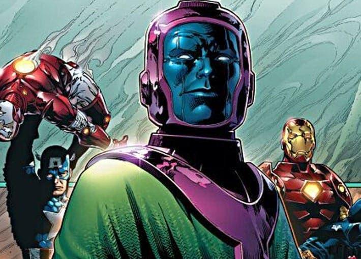 Kang el conquistador en la Fase 4 de Marvel
