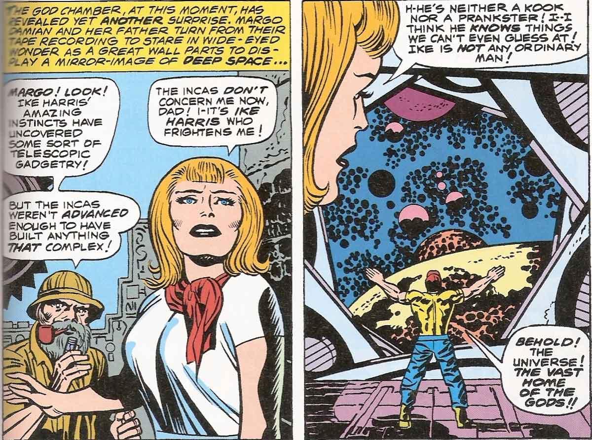 Revelan un personaje que sera muy importante para el futuro de Marvel Studios
