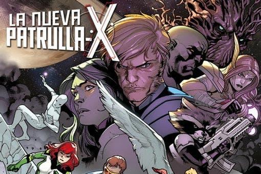 La Nueva Patrulla-X: El juicio de Jean Grey (Marvel - Panini Cómics)