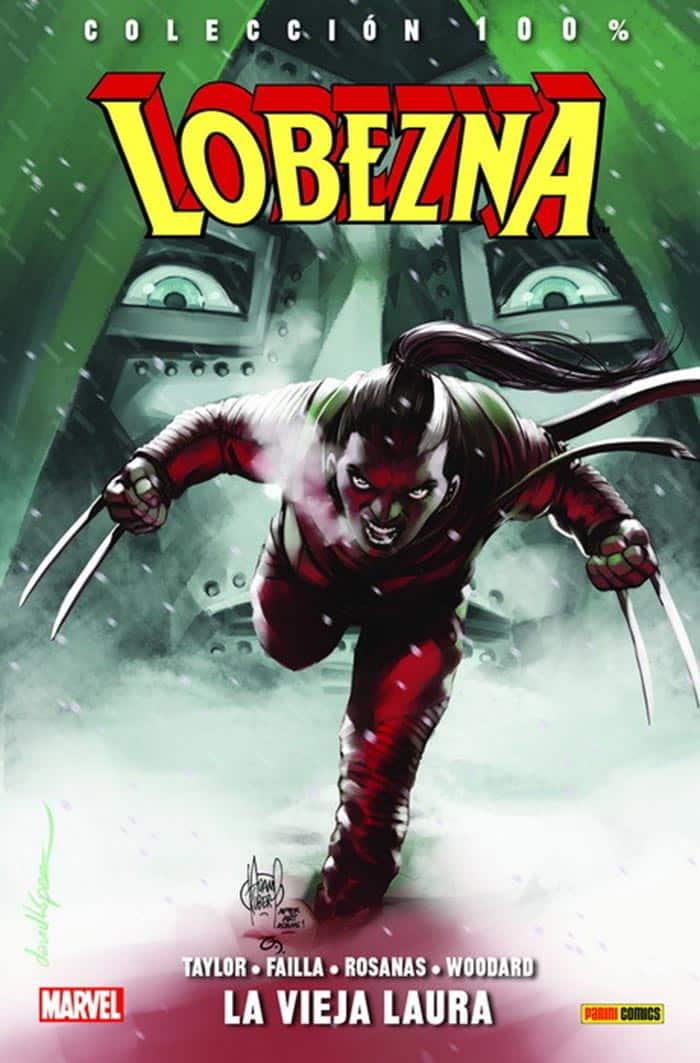 Lobezna: La vieja Laura (Marvel - Panini Cómics)